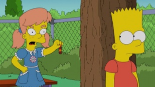 The Simpsons 24x12 : Love Is a Many-Splintered Thing- Seriesaddict